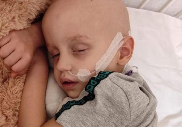 neuroblastomia IV stopnia, nerwiak, siepomaga.pl