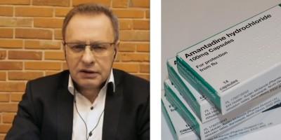 Dr Bodnar o amantadynie