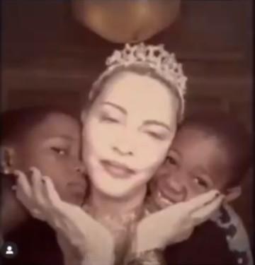 Twitter/Madonna